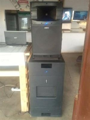 Used, Audiocenter Speakers for sale  Other Gauteng