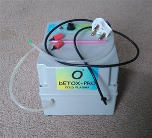 Detox-Pro Ozone Unit