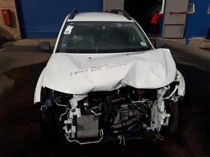 2019 Renault Duster 1.5dCi Dynamique Accident Damaged