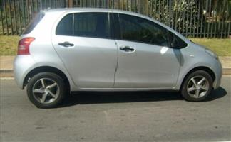 2009 Toyota Yaris 1.5 Pulse
