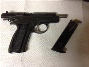 CZ75 Pistol For Sale