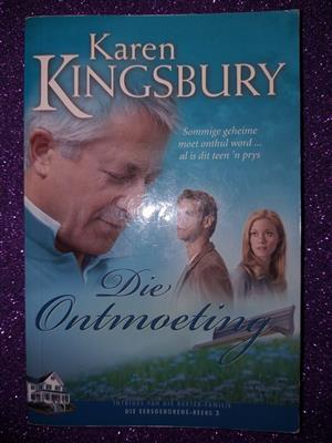 Die Ontmoeting - Karen Kingsbury - Die Eersgeborene Reeks #3.