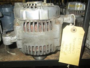 JEEP GRAND CHEROKEE WJ 3.1 ALTERNATOR FOR SALE.
