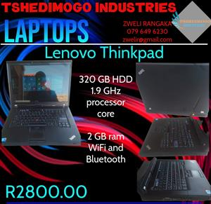 Laptops Priced to GO