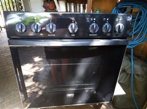 Defy Slimline Oven and Plate Stove