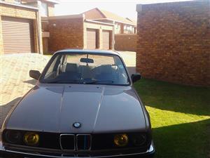 1988 BMW Vintage