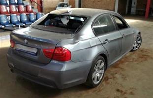 2012 BMW SEDAN Code 2 For Rebuild