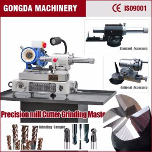 High Precision End Mill Cutter Grinder Machine