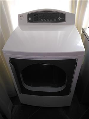 Lg turbodrum toploader tumble dryer