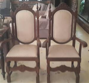 Panga Panga chairs