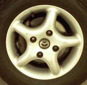 Mazda sting wheels
