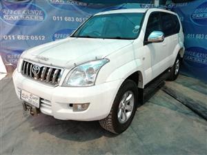 2006 Toyota Land Cruiser Prado 4.0 VX