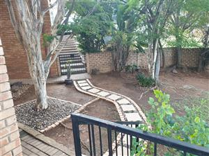 Larged secured Duplex near Menlyn for rent