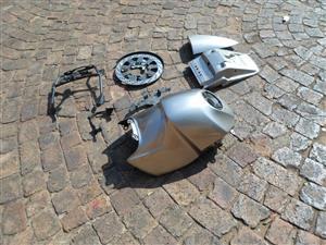 Fuel Tank for Kawasaki KLE 500.