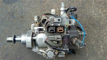 USED 096500-0133 - 22100-67070  Denso Toyota VE4 Injection Pump 1KZ-TE Prado Hilux 2nd Hand.