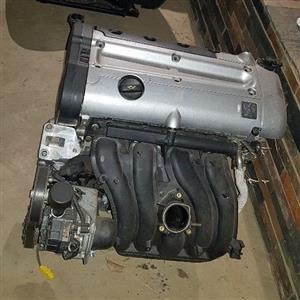 05 Peugeot 307 2.0l 16v Complete Engine Block for Sale: R3000