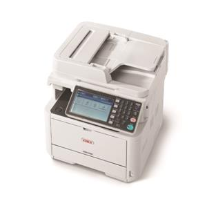 OKI MB492 Multi-Function Printer
