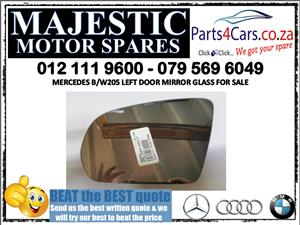 Mercedes benz W205 2014 door mirror for sale