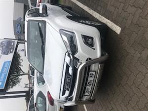 2017 Isuzu KB double cab KB 300 D TEQ LX A/T P/U D/C