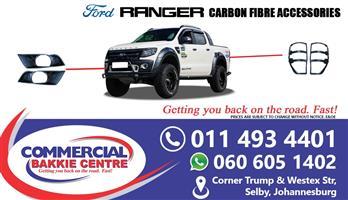 carbon fibre ford ranger accessories