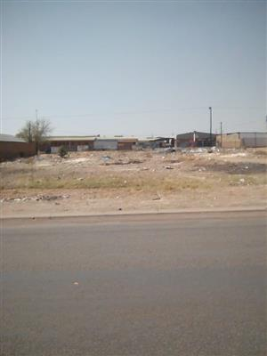 Stand for Sale. Mabopane Industrial