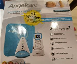 Angle Care Movement and Sound Monitor