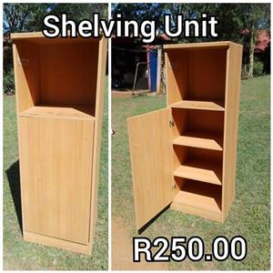 Shelving unit for sale