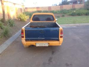 1991 Ford Bantam 1.6i