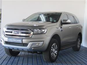 2018 Ford Everest EVEREST 3.2 TDCi XLT A/T