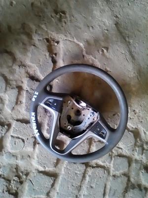 Hyundai I 20 Steering Wheel