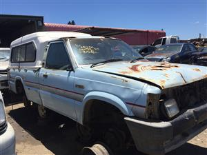 2001 Mazda Drifter 2.0 - Stripping for Spares