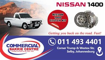 nissan 1400 clutch kit