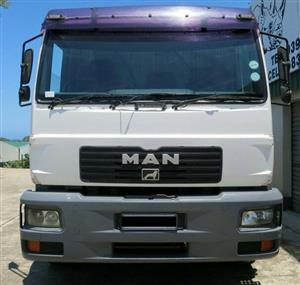 2010 MAN 15-220 dropside truck (8Ton)