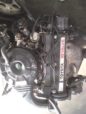 Toyota Corrolla 1.6 16V 4AF Engine for Sale