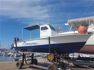 11 Man Fishing Boat for Sale ( Mono Hull)