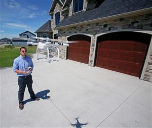 . A Drone marketing company for sale