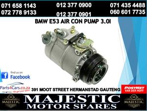 Bmw E53  aircon compressor for sale