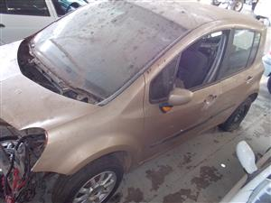 RENAULT MODUS 1.4 16V STRIPPING FOR SPARE PARTS