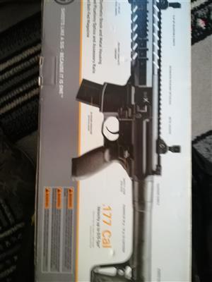 Advanced sports rifle