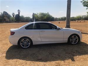 2016 BMW 2 Series 228i coupe M Sport