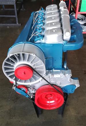 Deutz F6L 912 engine. Service exchange