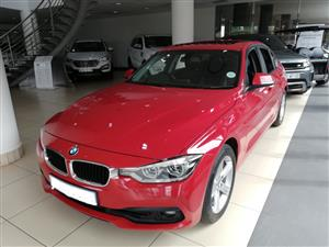 2015 BMW 3 Series 318i auto