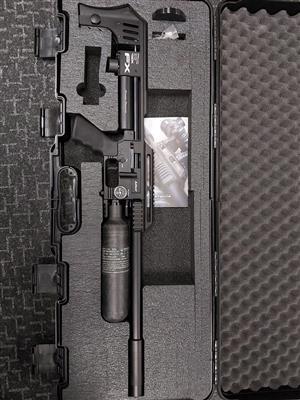 FX Impact MK2 Black 5,5mm air rifle
