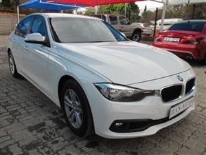 2017 BMW 3 Series 318i auto