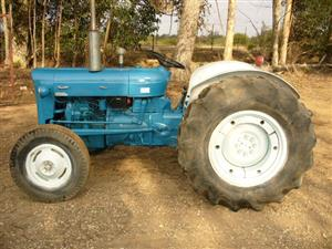 Variety Tractors available, 3 and 4 cylinder diesel only. From R59,000 to R160,000