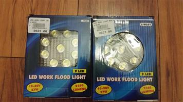 Spot lights for sale