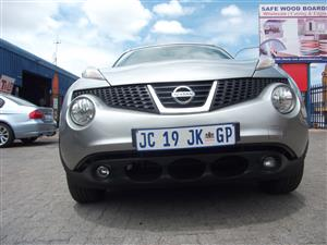 2012 Nissan Juke 1.6 Acenta