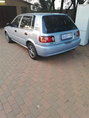 TOYOTA COROLLA 1 3: for sale R 30000 (Pta) | Junk Mail
