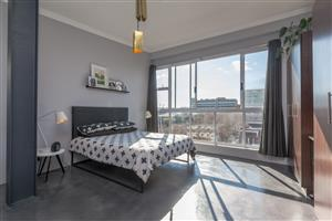 Braamfontein furnished flat