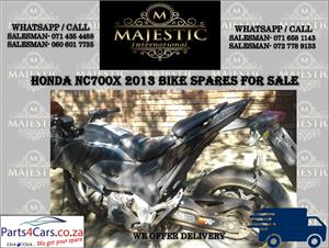Honda NC700 X used spares for sale